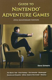 Guide to Nintendo Adventure Games: 25th Anniversary Edition