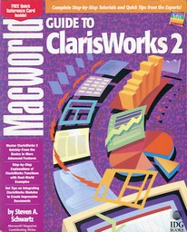 Macworld Guide to ClarisWorks 2
