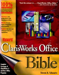 Macworld ClarisWorks Office Bible