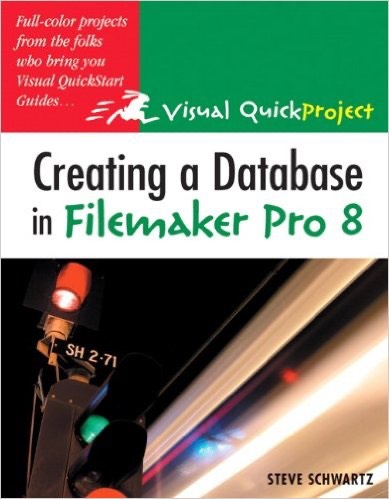 Creating a Database in FileMaker Pro 8