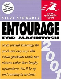Entourage 2001 for Mac VQS