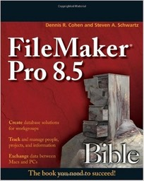FileMaker Pro 8.5 Bible