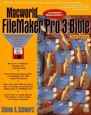 Macworld FileMaker Pro 3 Bible