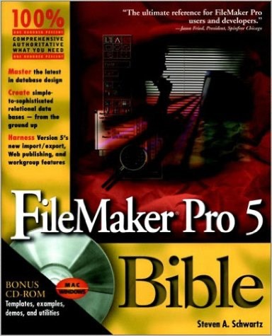 FileMaker Pro 5 Bible
