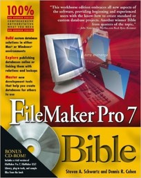 FileMaker Pro 7 Bible