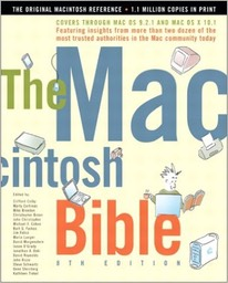 Macintosh Bible, 8th Edition