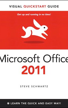 Microsoft Office 2011 (Macintosh): Visual QuickStart Guide