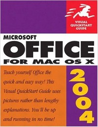 Microsoft Office 2004 for Mac VQS