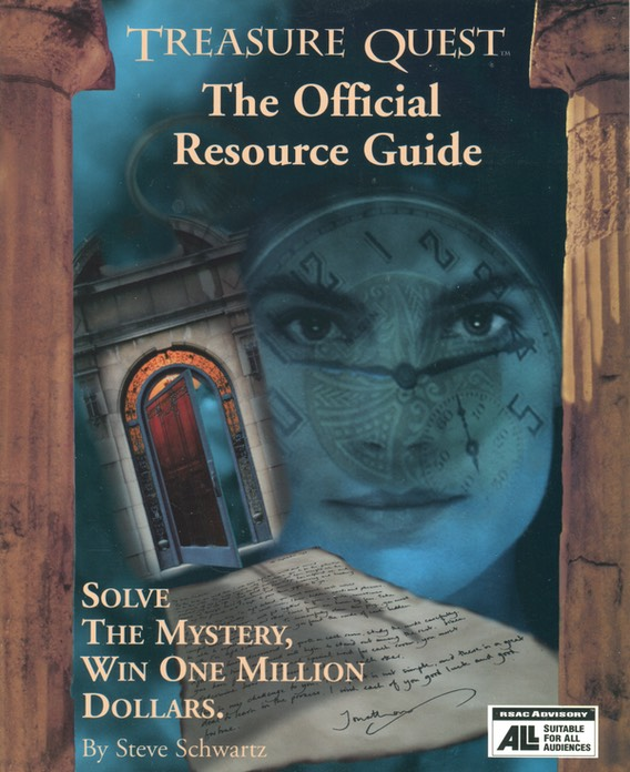 Treasure Quest: The Official Resource Guide
